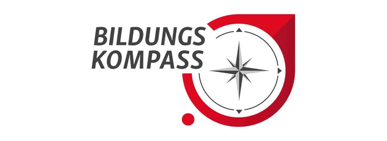 Bildungskompass - Logo Pressemitteilung